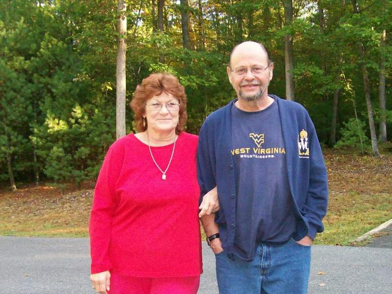 Mike and Judy McDade